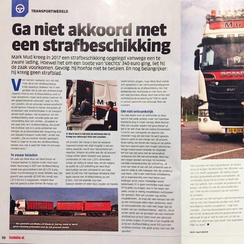Ga niet akkoord met een strafbeschikking | Verkeersstrafrecht.nl